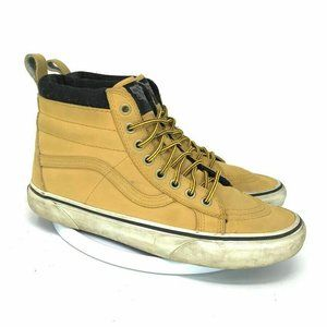 Vans Off The Wall Unisex Athletic Shoe Size M 8.5